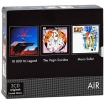Air 10000 Hz Legend / The Virgin Suicides / Moon Safari Limited Edition (3 CD) Формат: 3 Audio CD (Box Set) Дистрибьюторы: EMI France, Virgin France, Gala Records Европейский Союз Лицензионные инфо 8382o.